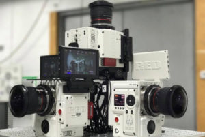 5 Camera Array in Toronto Feature Film