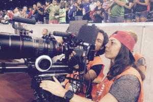 Camera gear_Mexico-Honduras soccer